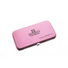 Чехол для пинцетов магнитный  Nikonorova Profi Collection #2 розовый