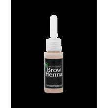 Хна для бровей Brow Henna Графитовый концетрат