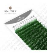 Beautier Silk (шелк) Зеленый микс