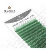Beautier Silk (шелк) Jade микс