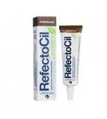 Краска REFECTOCIL Sensitive для бровей и ресниц Коричневая (15мл)