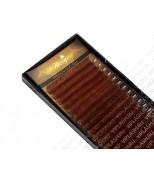 Shery Silk (Шелк) Микс коричневый 18 линий