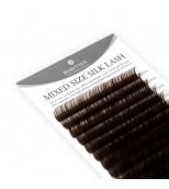 Beautier Silk (шелк) коричневый микс  L