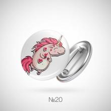 Значок Nikonorova #20
