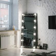 Зеркало с лампочками New York