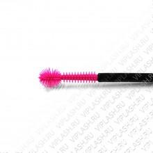 Щеточки 10 шт розовые силиконовые