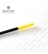 Щеточки жёлтые силиконовые 10шт/упаковка