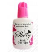 Ремувер гелевый Shery Pink для чувствительных глаз 15 мл