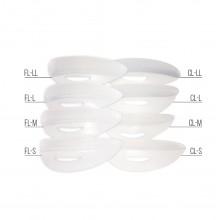 Набор силиконовых форм для ламинирования ресниц