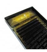 Shery Silk (Шелк) Микс - Изгиб L, 9-12мм