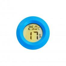 Мини Термометр для измерения влажности синий