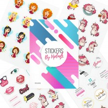 Наклейки Stickers by Viplash
