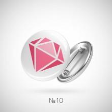 Значок Nikonorova #10