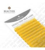 Beautier Silk (шелк) Желтый микс
