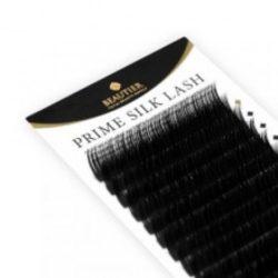 Ресницы Beautier (Шелк) Черный 16 линий Изгиб L L+