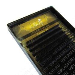 Ресницы Shery Silk (Шелк) Черный Микс 18 линий 9-12 мм Изгиб L